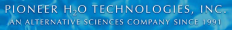 Pioneer H2O Technology Logo