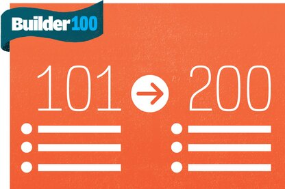 2016 BUILDER 100: The Next 100 List
