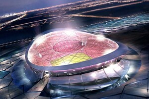 Foster + Partners Will Design Qatar's 2022 World Cup Lusail Stadium