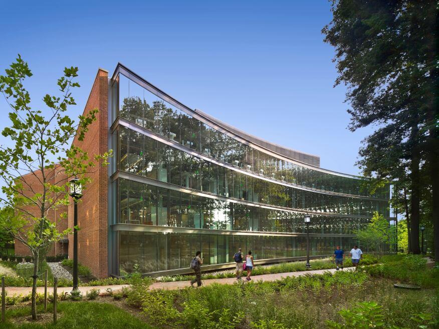 Undergraduate Teaching Lab Addition/Renovation, Baltimore, by Ballinger