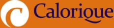 Calorique Radiant Heating Logo