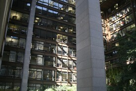 The Ford Foundation Headquarters