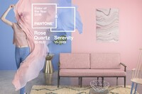 Pantone Selects Two Hues for 2016 Color of the Year
