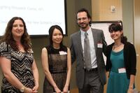 Two Students Receive IESNYC Annual Thesis Prize