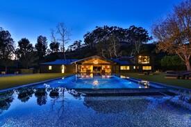 Serra Road Lake House