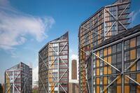 Rogers Stirk Harbour + Partners Completes NEO Bankside