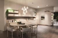 Contain Your Enthusiasm: Oki Sato's Kitchen Design for Scavolini