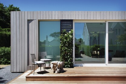 A Prefab Studio For The Luxury Market