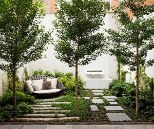Award winning residential landscapes custom home for Award winning landscape architects