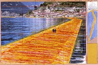 Christo's New Project Will Have You Walking On Water