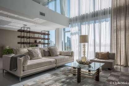 Mila Design   Penthouse 7 at 4 Midtown   Miami, FL