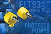 Flow Switch Protects Pumps