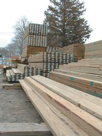 The CCA phase-out began Jan. 1, but lumberyards can still       stock it until inventory runs out.