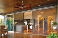 Retractable Screening System from Centor Architectural