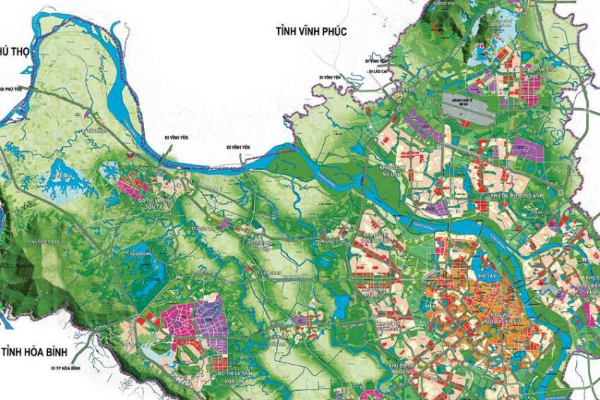 The Grass Isn't Always Greener: Hanoi Master Plan