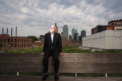 Always Humble In addition to his many pioneering achievements in sustainable development and design, 2014 Hanley Award winner Bob Berkebile is well-known in the industry for his charismatic smile and his eye-catching socks.