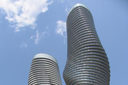Valspar Acrodize Helps Absolute World Towers Shine