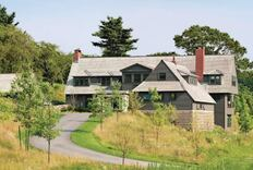 Hillside Farmhouse, Boston