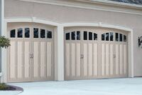 A Greener Garage Door