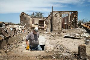 Uproot or rebuild? The Tornado Alley dilemma