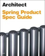 Spring Product Spec Guide 2010
