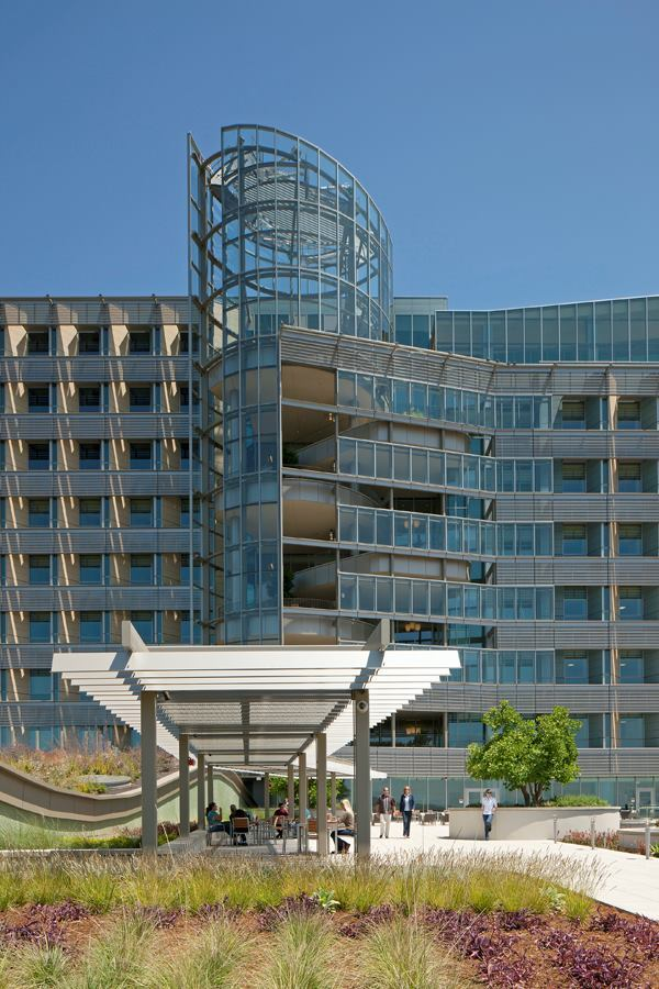 Palomar Medical Center, Escondido, Calif., by CO Architects.