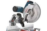 Tools Up Close: Bosch Glide Miter Saw