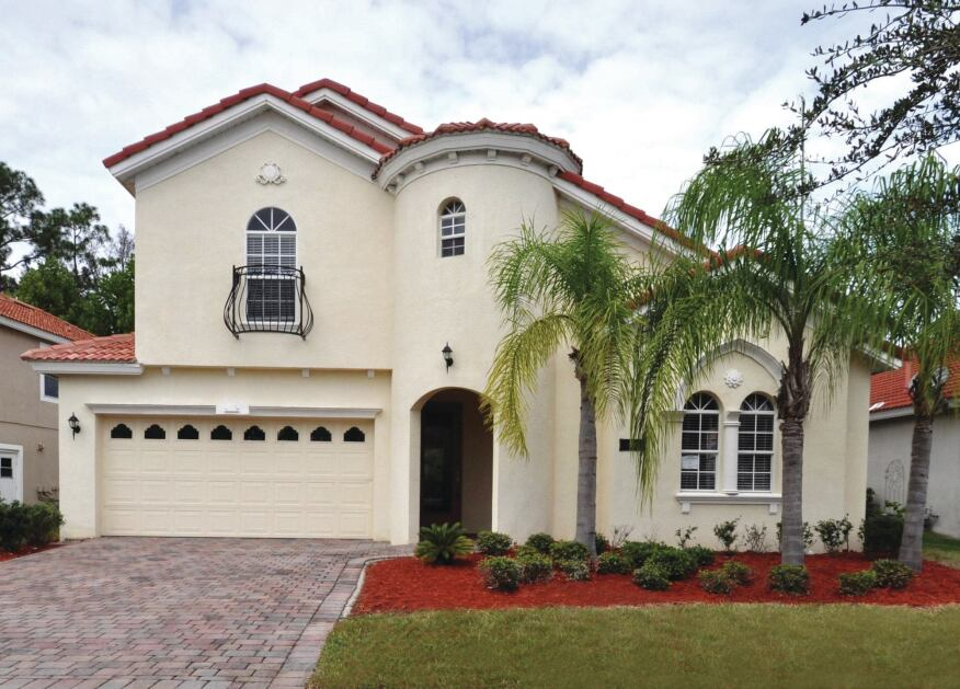 A single-family rental offered by Invitation Homes in Orlando, Fla.