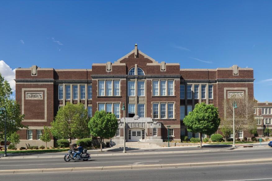 Lofts at Albuquerque High