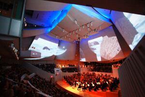 New World Center, winner Best Arts AV Project