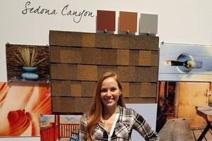 HGTV Star Talks Show, Color, and Following Trends