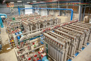 Water District Deploys First-in-U.S. Filtration System