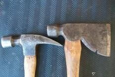 Hammer vs. Rigging Axe