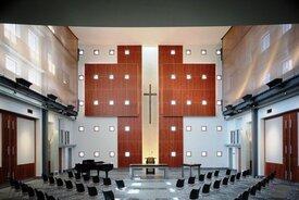 Union Presbyterian Seminary: Spence Library