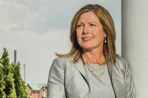 Julie Smith has been paving the way for her success since joining The Bozzuto Group in 1989. But nothing could have prepared her for the wealth the company has amassed over the years.