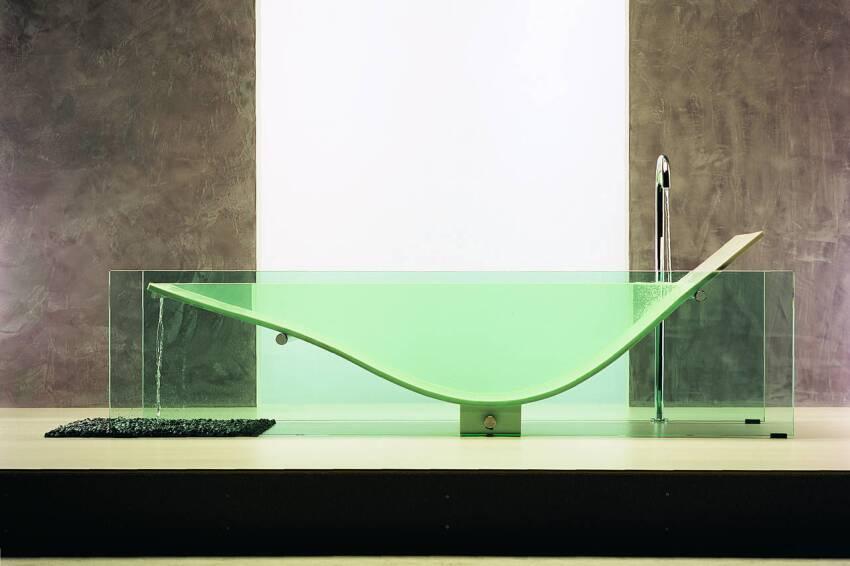 The See-Through Bathtub