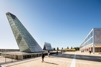 SOM's Polaris Hall Takes Flight at the U.S. Air Force Academy