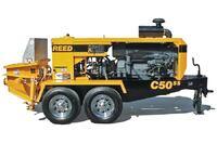 Reed Pumps C50SS Concrete Pump