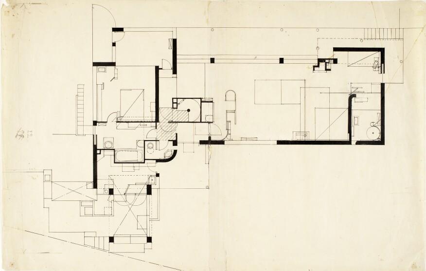 Restoring Eileen Gray 39 S E 1027 Architect Magazine