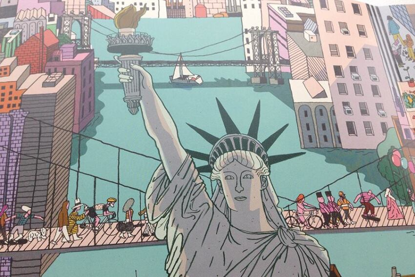 Book Review of Inside and Out: New York