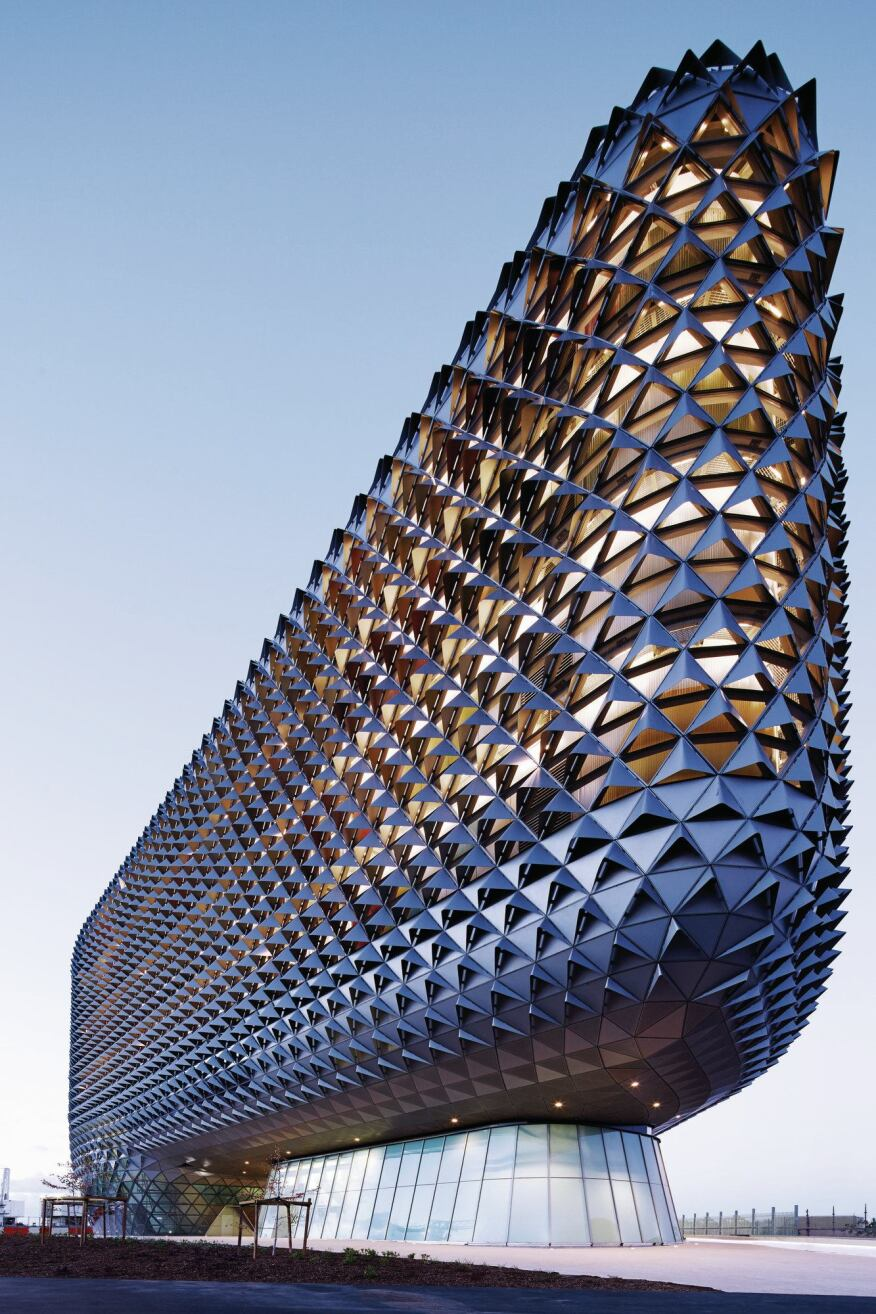 South australian health and medical research institute for Australian architecture