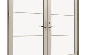 Ultimate Swinging French Door