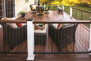 Photorealistic Decking