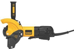 Two New Grinders from DeWalt