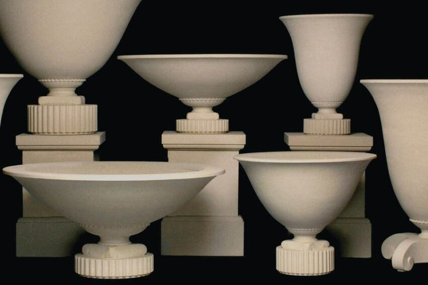 The Robert A.M. Stern Collection of Planters from Haddonstone