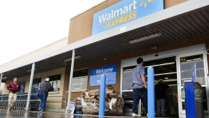 Walmart plans to close stores and shrink it's store count.