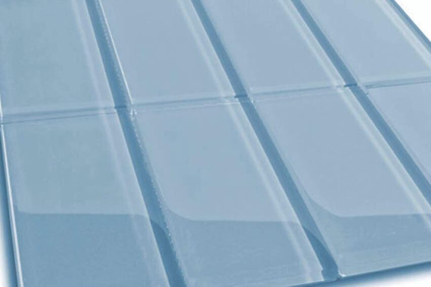 Hakatai Enterprises' Horizon Subway-Style Glass Tiles