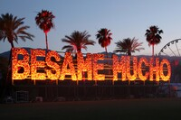 "2016 Coachella Valley Music and Arts Festival: ""Besame Mucho"" by R & R Studios"