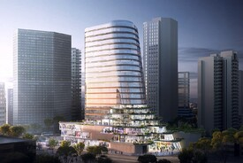 Cloud on Terrace - Gemdale Changshou Road