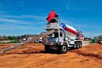 Terex Shuffles Mixer Truck Business
